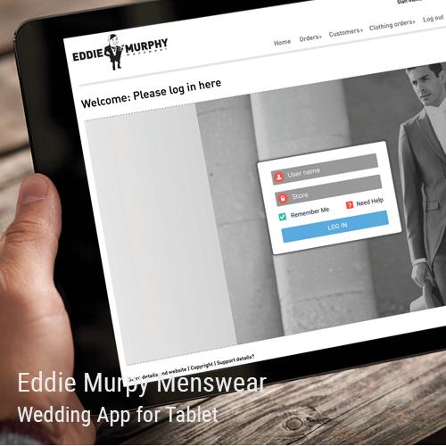 EMM Wedding App