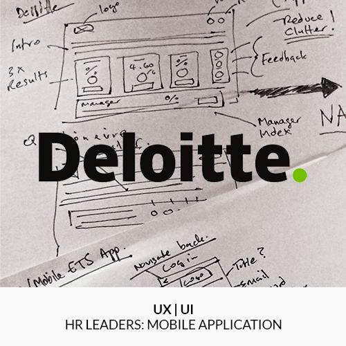 Deloitte HR App