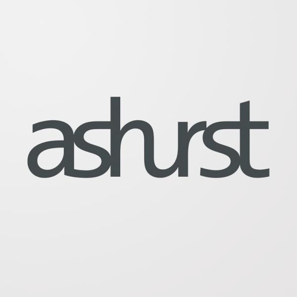 Ashurst Dashboard: UX | UI